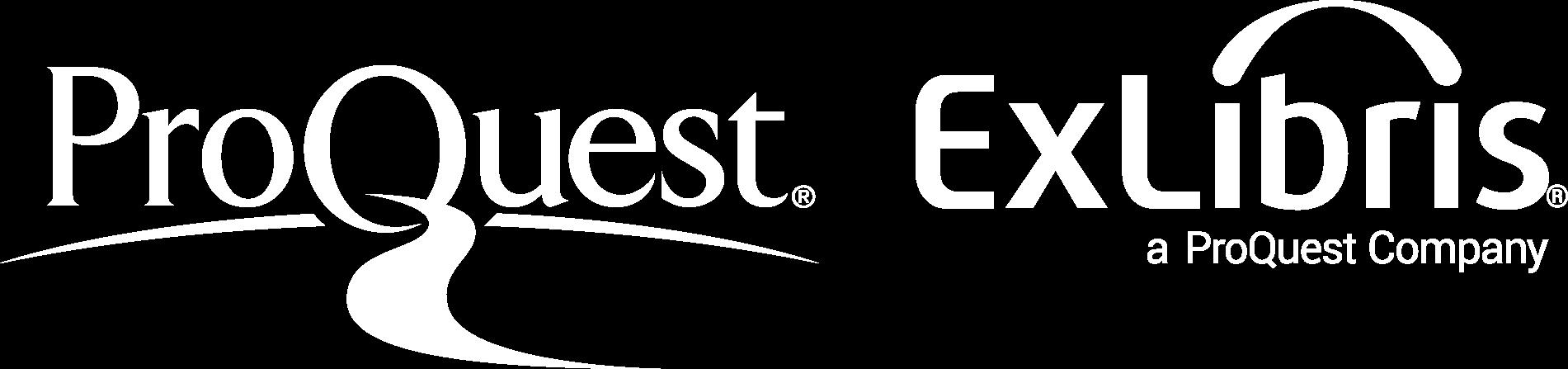 ProQuest/ExLibris Logos