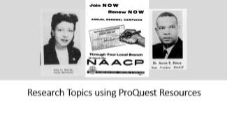 Black Freedom - NAACP