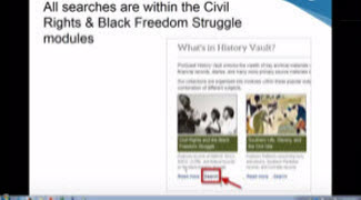 Researching the Civil Rights Movement