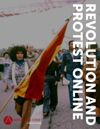 Revolution and Protest Online