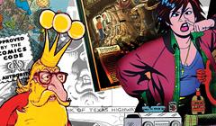 PQ Comics and Graphic Novels