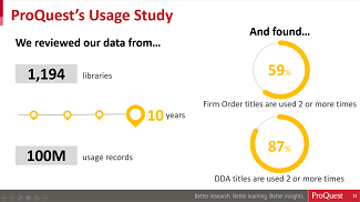What Does a Decade of Usage Say About DDA and Firm Orders - Deck