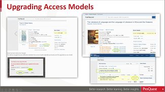 View the slide deck - Session 4: Librarian's Guide to Access permissions