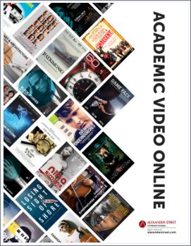 Academic Video Online