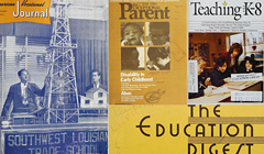PQ Education Magazine Archive
