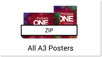All A3 posters