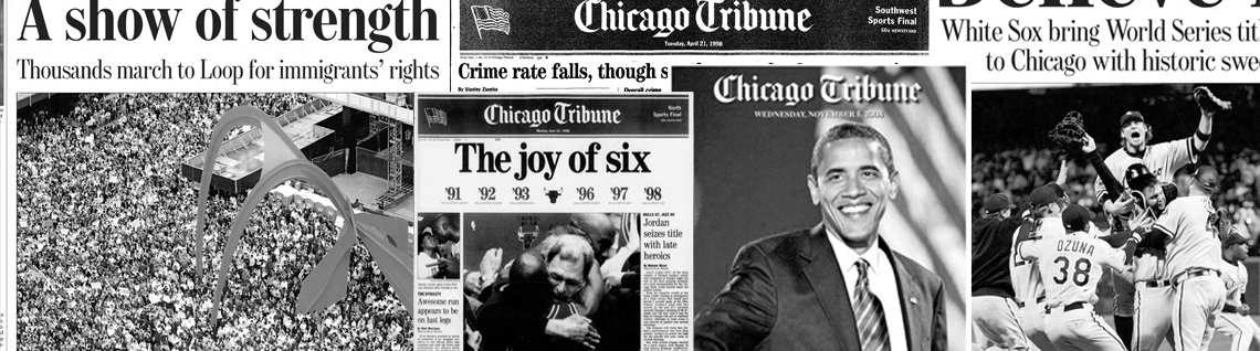Chicago Tribune Extended Years