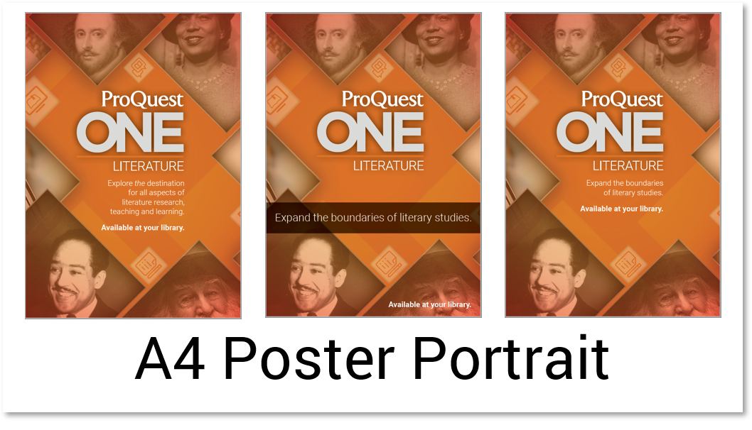 A$ poster portrait