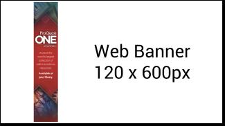 Web banner 120 x 600