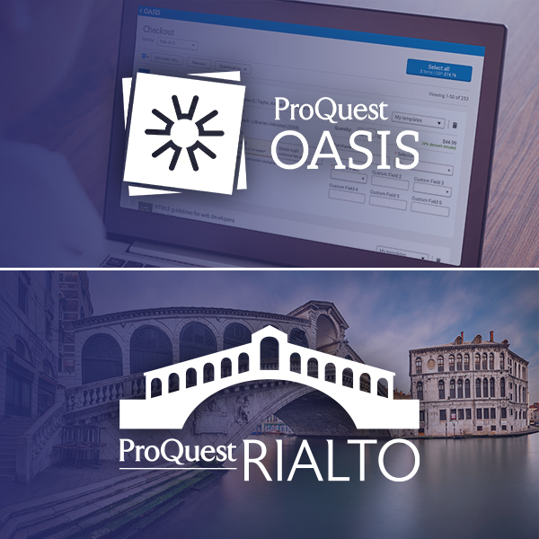 ProQuest | E Now