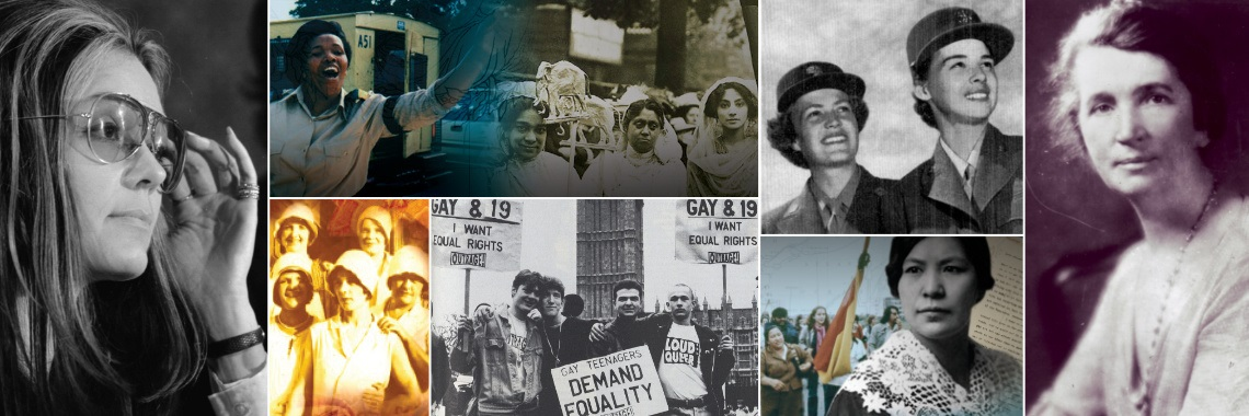 Women's Rights and Women's History Resources from ProQuest
