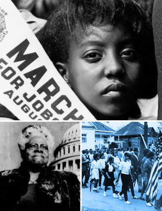 History Vault: Civil Rights and the Black Freedom Struggle in the 20th Century