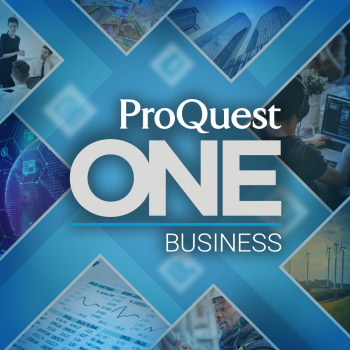 ProQuest One Business Logo 2