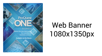 ProQuest One Business Banner 1080x1350