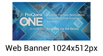 ProQuest One Business Banner 1024x512